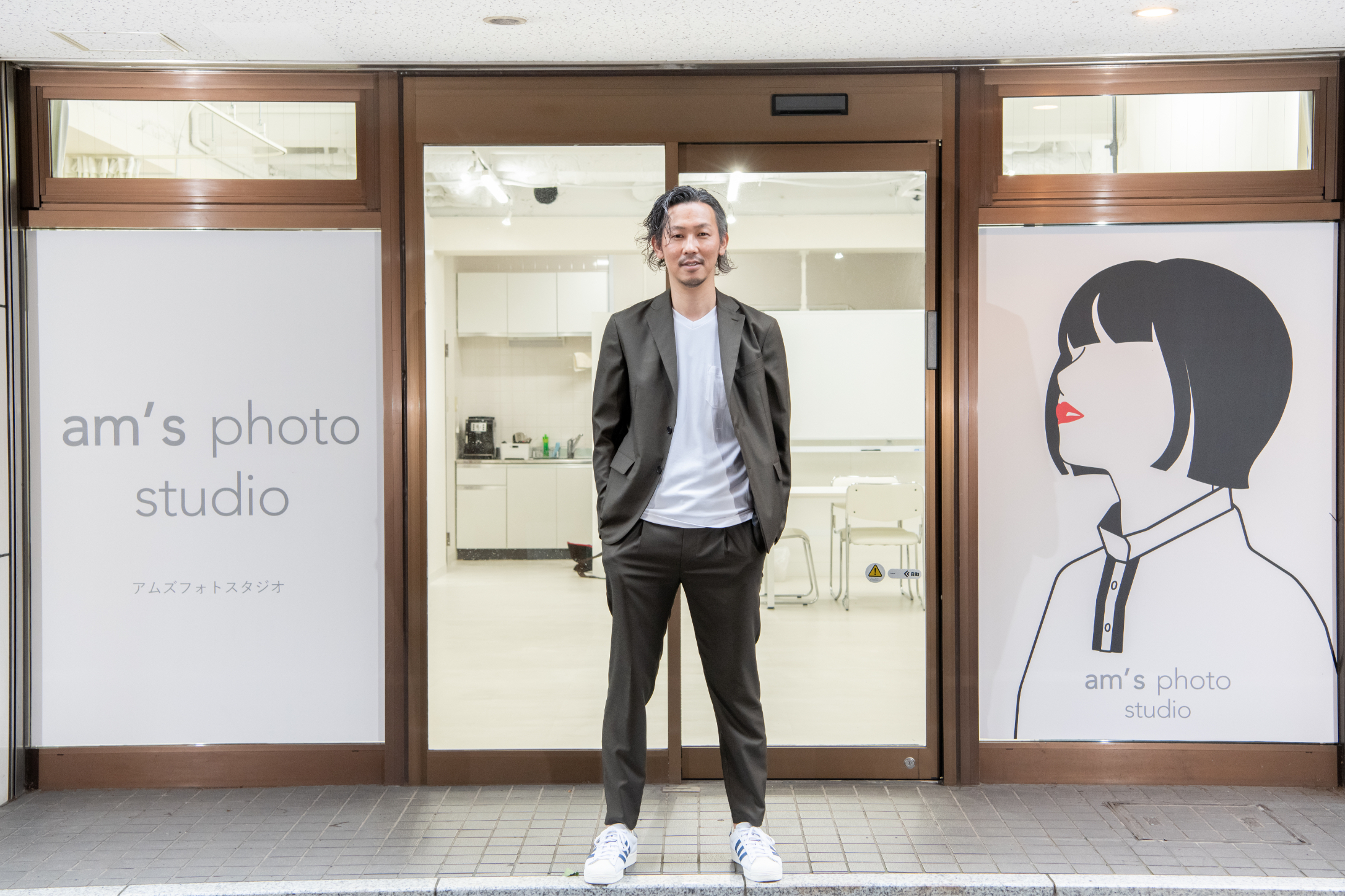 am's photo代表 フォトグラファー 坂本 宏志